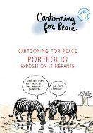 Exposition sur le dessin de presse réalisée par l'Association « Cartooning for peace »